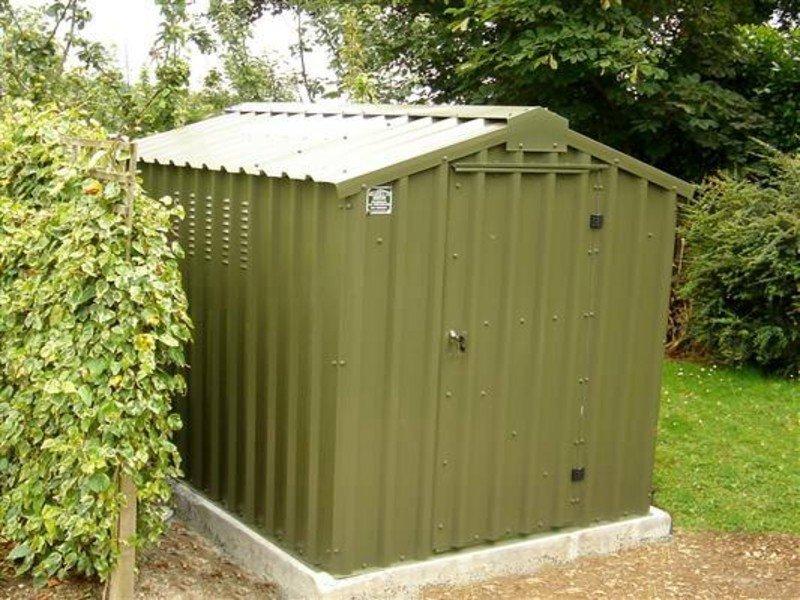 3m x 2m Bronze Range shed
