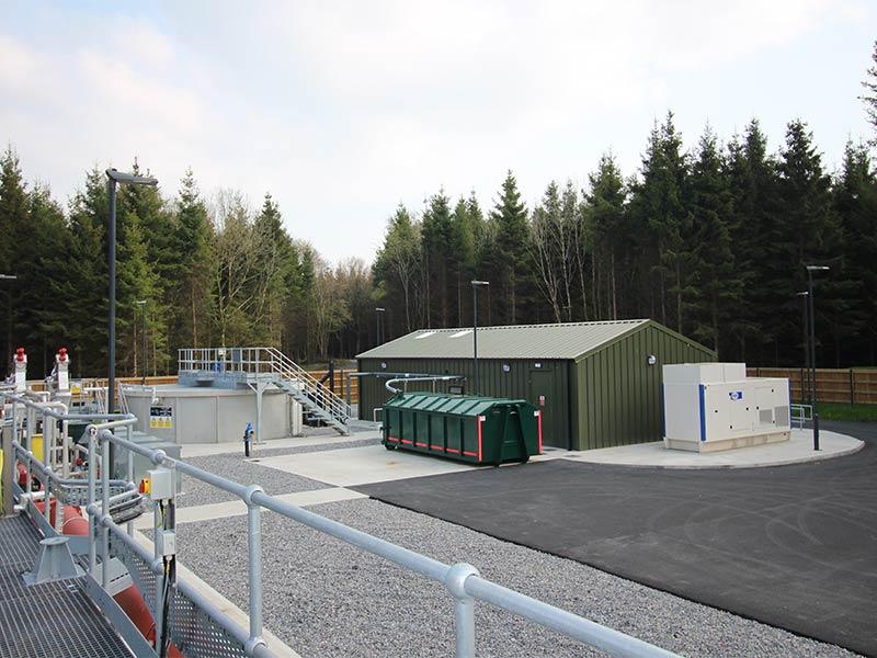 Gold Range Unit Control Room Centre Parcs Shanette Sheds 800