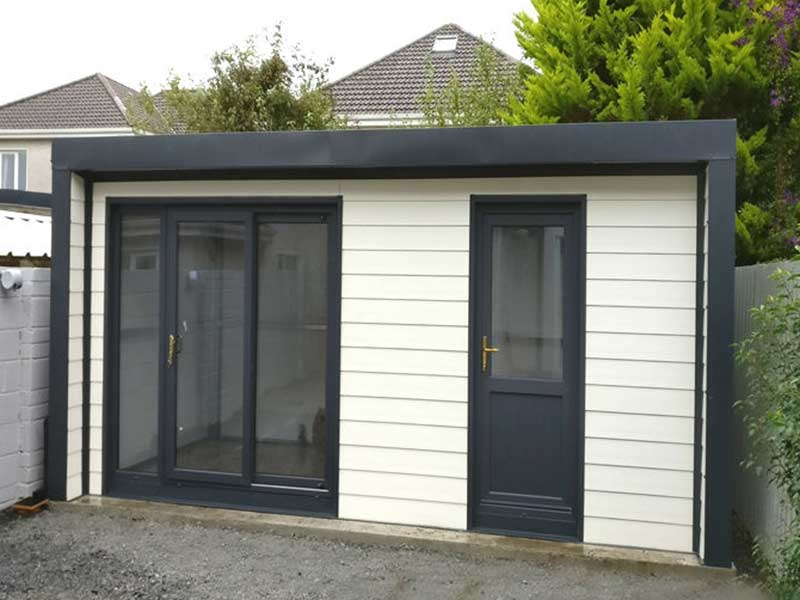 Shanette Insulated unit with PVC Fortex Exterior