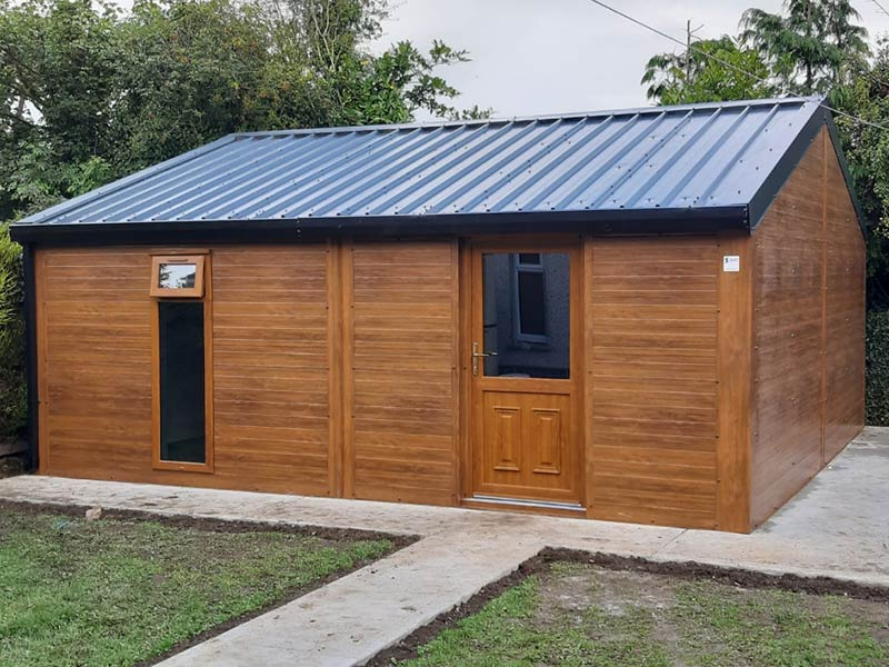 20' x 20' Gold Range Garden room