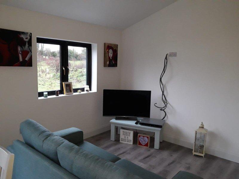 Chalet Living room Shanette Sheds