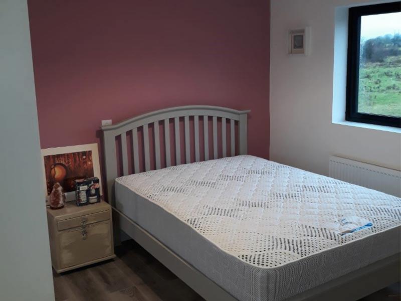 Chalet bedroom 2 Shanette Sheds